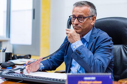 Amadeu Pujol · Administrador de Gestingral Assessoria