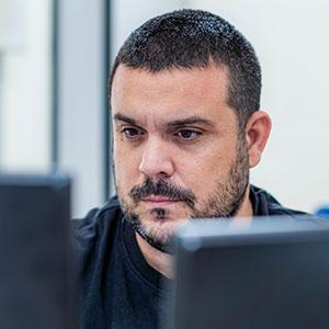 Jordi Fabre. Informàtica
