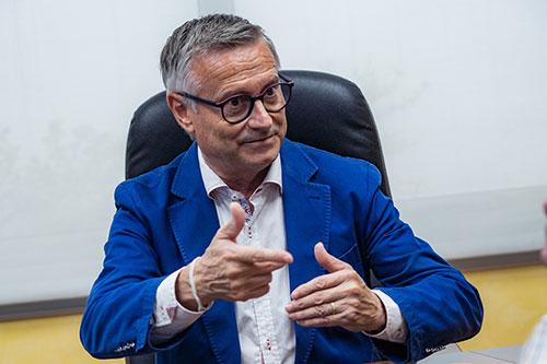 Amadeu Pujol. Administrador de Gestingral