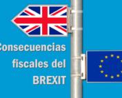 Consecuencias fiscales del Brexit