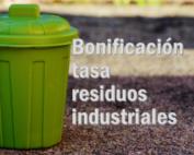 Tasa residuos industriales