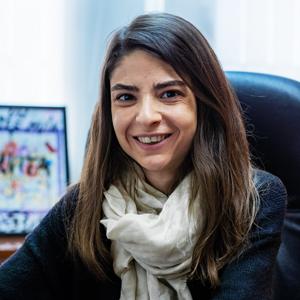 Berta Aguilar. Advocada a Gestingral.