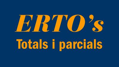 Gestionem i assessorem ERTOs totals i parcials, de suspensió i de reducció.