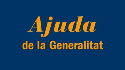 Ajuda de la Generalitat