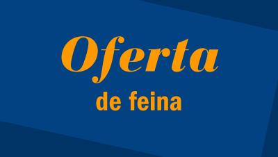 Oferta de feina a gestoria assessoria a Vilanova i la Geltrú.
